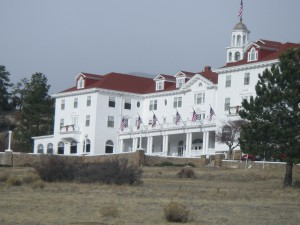The Stanley Hotel, from our investigation there in 2008